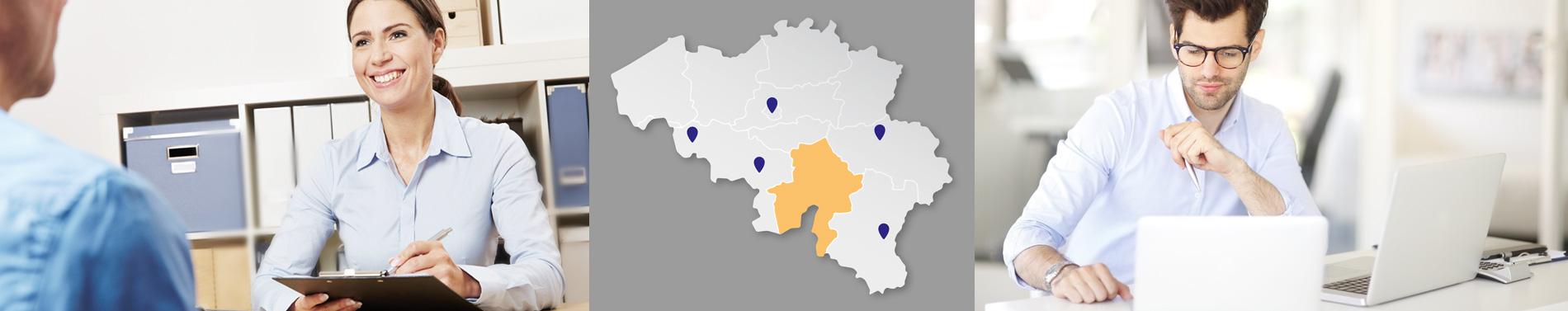 Région de Namur / Gembloux