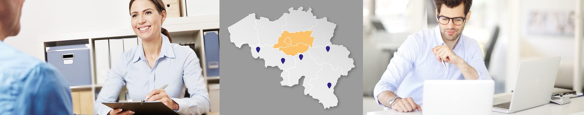 Bruxelles / Brabant Wallon